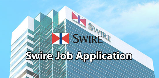 swire job application