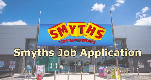 Smyths job application