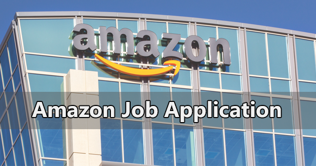 Amazon UK Application Online & PDF 2021