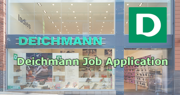 Deichmann Job Application