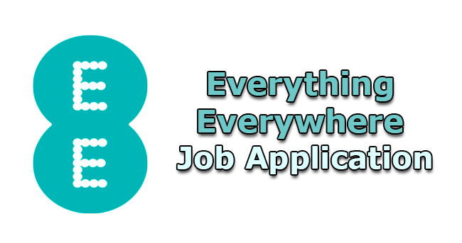 Everything Everywhere Job Application