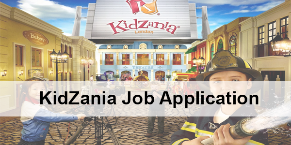 KidZania Job Application