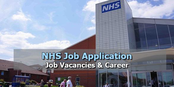 NHS Job Application