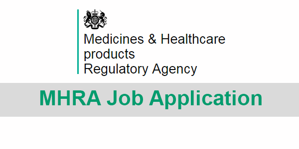 mhra job application
