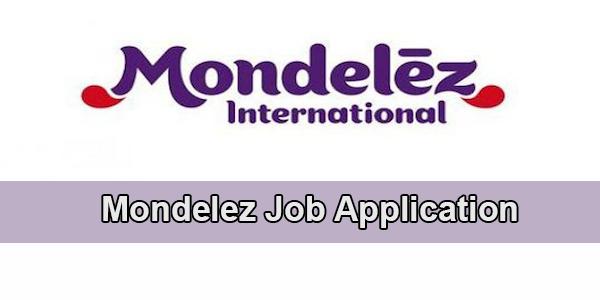 mondelez job application