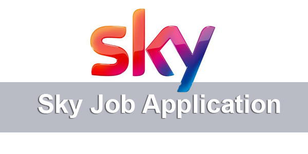 Sky Job Application