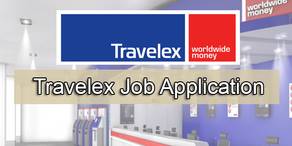 Travelex Job Application